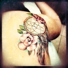 #dreamcatcher #tattoo