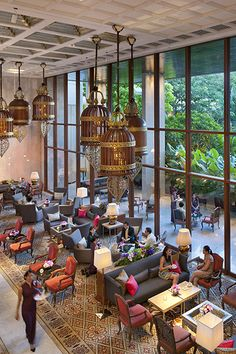 Mandarin Oriental Bangkok is a #Fodors100 winner in the Enduring Classics category and a Readers' Choice. It has butler service in all rooms.