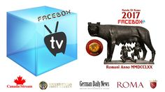 FaceBox TV Natale di Roma 2017