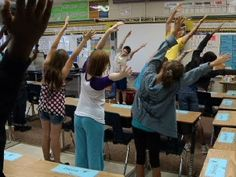eachers often want students to focus and concentrate, but Greg Sicheneder teaches students to find that focus at Sonnesyn Elementary School in New Hope. Yoga Youtube, Practice Yoga, Just Breathe, To Focus, Elementary Schools, Students, Classroom, Calm, Teaching