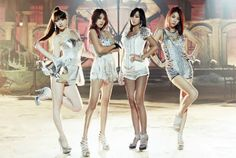 SISTAR takes all top 3 spots of 'Billboard K-Pop Hot 100' chart ~ Latest K-pop News - K-pop News | Daily K Pop News