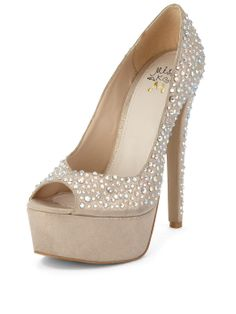 Shop Very for women's, men's and kids fashion plus furniture, homewares and electricals. Peep Toe Shoes, Shoes Heels Boots, Heeled Boots, Very High Heels, Miss Kg, Feminine Style, Black Heels, Kids Fashion, Glamour