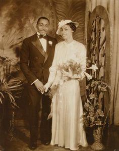 Black History Month - Harlem Renaissance Photographer - James Van Der Zee - Blackbride.com