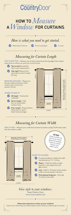 Curtain Tips By Dominomag.Com | Tips | Pinterest | Curtain Rods