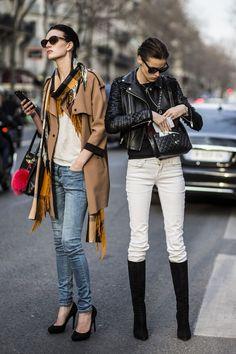 Mode-modelle, Rocker Mode, Mode Looks, Damenmode, Damenmode, Street Mode f46f108397
