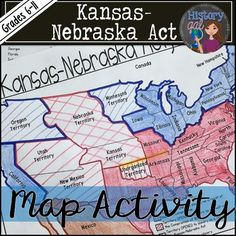 6-11 FREE Label and color the blank map version and answer a few questions to better understand the Act.  Alternatively, students can just color on the coloring page version. It's a great way to incorporate geography in your lesson.