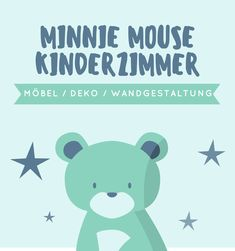 Die 98 besten Bilder von Kinderzimmer ▷ Minnie Mouse in 2019 ...