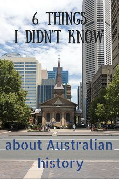 6 things I didn't know about Australian history that we discovered during our tour of 'Making of Sydney' with Context Travel!