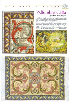 Celtic Carpet by Casita Mini