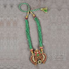 India Jewelry, Bead Jewellery, Gold Jewelry, Beaded Jewelry, Jewelery, Beaded Necklace, Necklaces, Antique Jewellery Designs, Gold Ring Designs