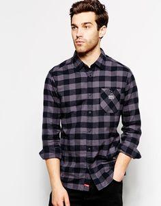 Esprit Buffalo Check Shirt