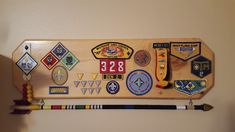 Projects from the Workshop: Cub Scout Arrow of Light Award