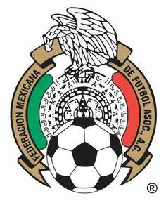 Escudo de la Federacion Mexicana de Futbol.