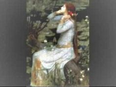 CANTUS (CONNIE DOVER)-- the video of this is just a shaky picture of this painting ha ha-- but I love the music!!