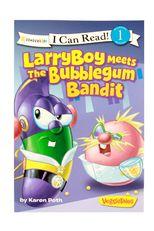 Larryboy Meets the Bubblegum Bandit #VeggieTales