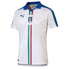 c23c0b89a06 2015-2016 Italy Away Puma Football Shirt