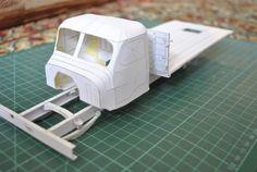 papermodelers.sk •  Praga V3S /atlon - alfa/ 1:25 by atlon