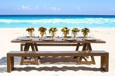 Mobiliario para Bodas / Wedding Furniture #weddingreception #banquet #hotel #bodas #weddingsdestination #weddingreception #freewedding #boda #rivieramaya #cancun