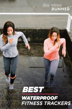 Best Waterproof Fitness Trackers Running Trainers, Best Running Shoes, Running Gear, Workout Guide, Workout Gear, Health And Fitness Tips, Fitness Gear, Runners Guide, Waterproof Fitness Tracker