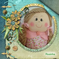 Rosinha, irmã da Rosabella, uma família cheia de amor!!