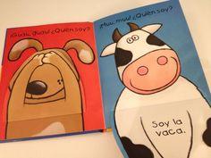 El Cucu-Tras, un divertido libro para que los más pequeños descubran los animales