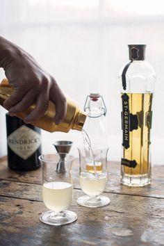 Vieux Mot 1.5 oz Gin 0.5 oz St.Germain 0.75 oz Lemon Juice 0.5 oz Simple Syrup