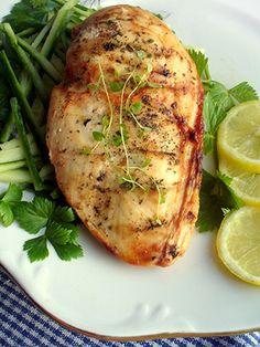 BBQ Garlic Chicken