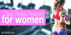 The best protein powders for women. – The best protein powders for women. The best protein powders for women. Top 10 Protein Powder, Protein Powder For Women, Health Tips, Health And Wellness, Health Fitness, Fitness Tips, Fitness Motivation, Post Workout Snacks, Get Healthy