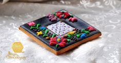 Gingerbread Cookie with Crochet by AngelDarky