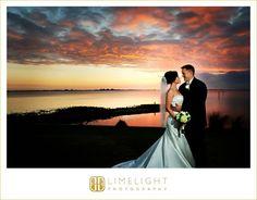 Powel Crosley, Limelight Photography, Wedding Photography, Florida wedding, wedding day, bride, groom, sunset