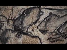 "The Cave Art Paintings of the Chauvet Cave.  A clip from the documentary ""Cave of Forgotten Dreams"" by Werner Herzog"