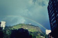 Atardecer.  Bogota, Colombia