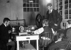 Edwin Frost took the first clinical radiograph in the U.S.