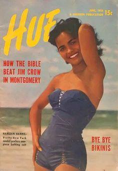 Jet Magazine, Black Magazine, Black History Books, Black History Facts, Vintage Black Glamour, Vintage Beauty, Vintage Style, Vintage Magazines, Vintage Photos