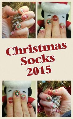 #ChristmasSocksJN #Christmas #Holidays #ChristmasNails #HolidayNails #JamberryNails #Fashion #UniqueNails #Beauty #PrettyNails #NailArt #NailWraps #OneofaKind #JoinMyTeam #PrettyFingers #Style