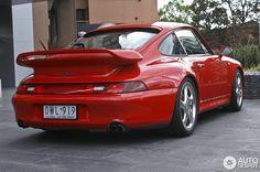 Porsche 993 Turbo S 5