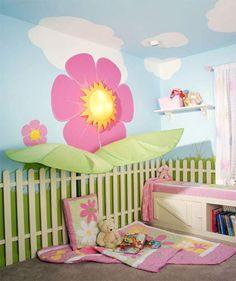 khắc phục được không gian của gia đình mình để tạo được khoảng không riêng cho trẻ nhỏ.