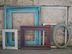 Wood Picture Frame Gallery Seaside Shore Collection $52