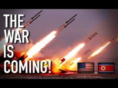 """The War Is Coming! TRUMP on Attacking North Korea: """"Only One Thing Will ..."""