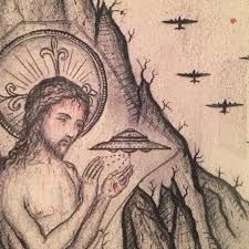 Ufo, Horse Skull, Satanic Art, Esoteric Art, Biblical Art, Cryptozoology, Magic Book, Angels And Demons, Ancient Aliens