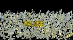 Favourite word #3d #3dart #art #digitalart #computergraphics #nothinghereisreal #blender #blender3d #b3d #favouriteword #word