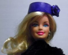 Create fashionable hats for your Barbie, Bratz, or Monster High dolls using clean K-cups!