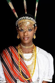 African beauty: The Republic of Djibouti. The Djibouti people were some of the most beautiful i've ever seen! Cultures Du Monde, World Cultures, African Tribes, African Women, African Hats, We Are The World, People Around The World, African Beauty, African Fashion
