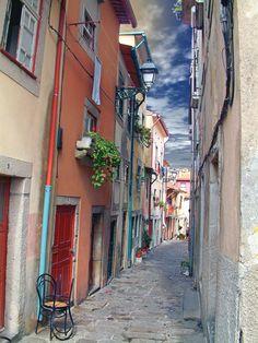 Ruas do Porto / Streets of Porto #Portugal #portoholidays