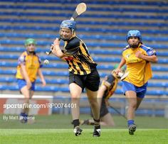 Sportsfile - Kilkenny v Clare - All-Ireland Camogie Minor A Championship Final - Picture Credit, Finals, Ireland, Running, My Love, Sports, Image, Racing, My Boo