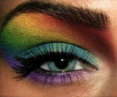 pride eyes for us lipstick lesbians ;D