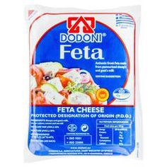 Fetta Dodoni 200g, Frdg1-Queso - HFM, Harris mercados agrícolas - 1