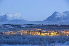 Kiruna, Abisko & Kebnekajse