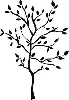 """Wall Decals """" Tree Branches """" Peel n Stick"""