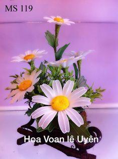 Hoa Voan Lê Uyên - Chuyên cung cấp hoa Vải Voan lớn nhất toàn quốc | Cây giả - Hoa giả nghệ thuật - Touch Version